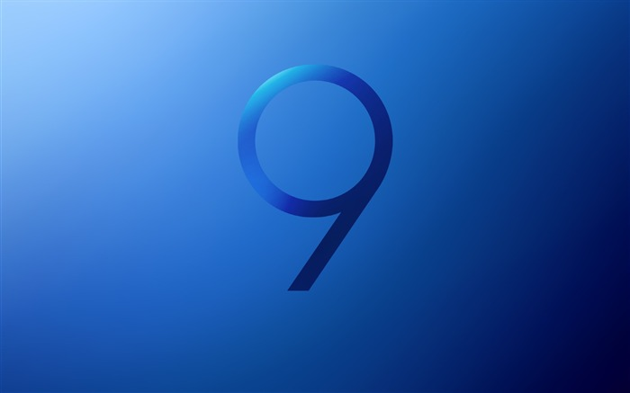 Samsung galaxy s9 blue desktop Views:1074
