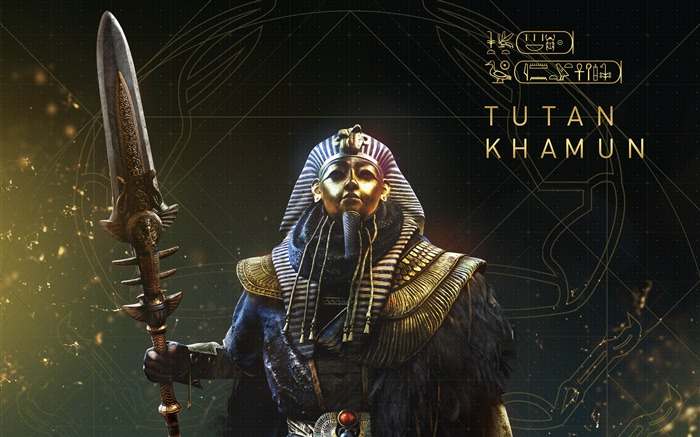 Assassins creed origins Tutankhamun Views:348