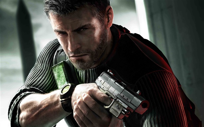 Tom clancys splinter cell game Views:331