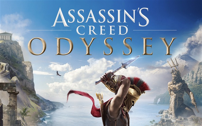Assassins Creed Odyssey 2018 Game 4K Poster Views:261