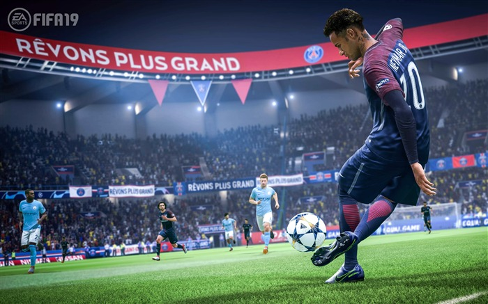 FIFA 19 World Cup R3 Game 2018 Poster Views:214