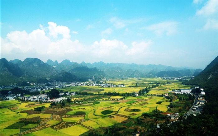 Beautiful China Travel Nature Scenery HD Photo Views:14561