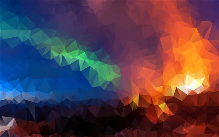 Colorful Abstract Art Design HD Theme Views:15773