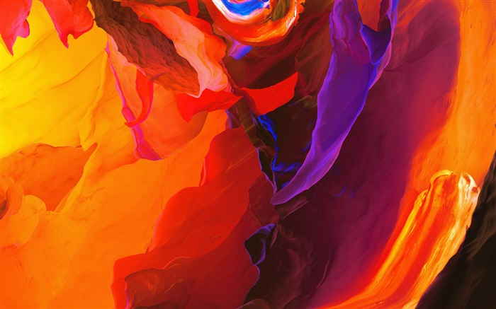 2019 Color Abstract Art Design HD Theme Views:11537