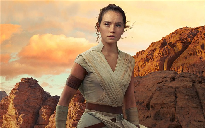 Star Wars The Rise of Skywalker 2019 Daisy Ridley Poster Views:3236 Date:12/21/2019 5:58:57 AM