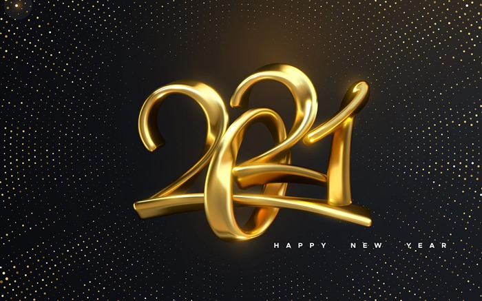 Happy New Year 2021 High Quality Wallpaper Album Views:2496