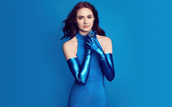 Karen Gillan 2020 Actress Celebrity HD Photo Views:938 Date:12/25/2020 9:33:09 PM