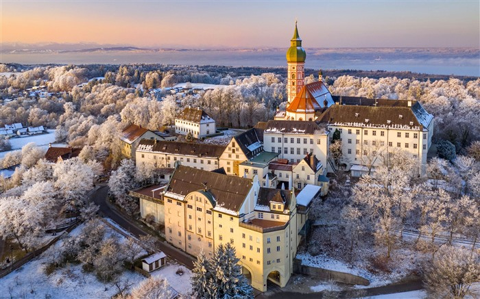 Winter Andechs Monastery Bavaria Ammersee 2021 Bing Theme Desktop Views:1203 Date:2/27/2021 1:35:14 AM