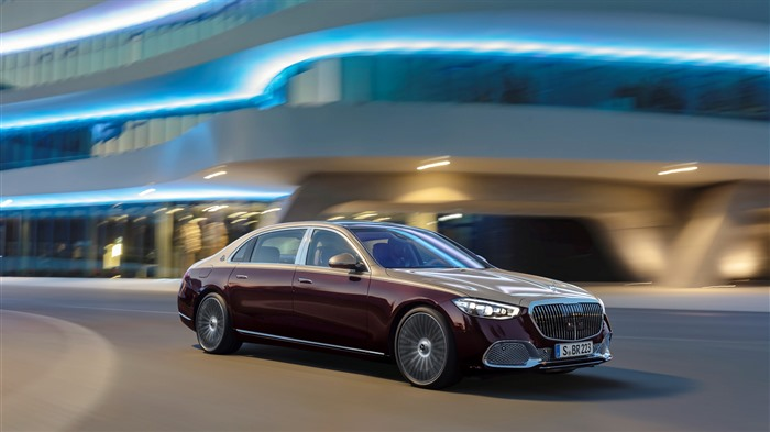 Mercedes Maybach S580 2021 Luxury Cars HD Photo Views:764