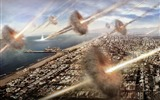 Title:2011 Movie Wallpaper Battle of Los Angeles 02 Views:4574