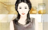 Title:Graceful Charming Faces - Romance Novel Cover Girls Pictures1 Views:4200