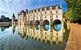 Title:The French Loire Valley homes of agricultural water castle wallpaper Cable Views:30723