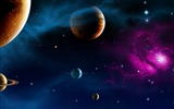 Title:Astronomical Art Planets and the Universe Space Art Views:30377