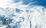 Title:Beautiful Snowsacpe of Alps - Alps Winter Vacation Views:9222