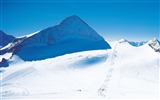 Title:Beautiful Snowsacpe of Alps under Sunny Sky - Alps Winter Vacation1 Views:5926