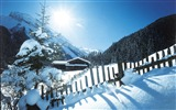 Title:Chalet in the Snow - Alpine house in the snow Views:18379