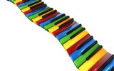 Title:Colorful piano keyboard Views:17865