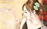 Title:Sweet Charming Faces Sweet Girls Paintings of Romance Novel Covers3 Views:2621