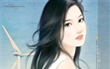 Title:Sweet Charming Faces Sweet Girls Paintings of Romance Novel Covers8 Views:3976