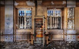 Title:Abandoned houses-Former main post office in Saarbruecken Views:5182