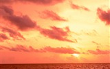 Title:Afterglow of sunset wallpaper Views:7866