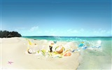 Title:Beach Cooktail PC PS design wallpaper Views:12127
