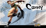 Title:Cammy-Super Street Fighter 4 original painting wallpaper Views:26018