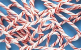 Title:Candy Cane Christmas candy bar Wallpaper Views:15153