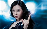 Title:Chinese pop singer Jolin Tsai wallpaper Views:13260