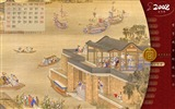 Title:Dragon Boat-Yongzheng December pleasures Tuzhou wallpaper Views:4202