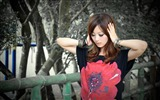 Title:Taiwan beautiful girl fruit wallpaper 08 Views:12533