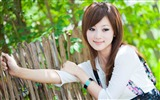 Title:Taiwan beautiful girl MM mikao wallpaper Views:24873