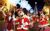Title:ain Street Toy Festival - Disneyland Fairy Tale Christmas Wallpaper Views:28028