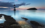 Title:British North Wales Brougham lighthouse wallpaper Views:12893