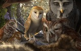 Title:Legend of the Guardians-The Owls of GaHoole movie wallpaper Views:9657