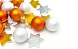 Title:Merry Christmas - Christmas tree decoration ball ornaments Wallpaper 12 Views:11041