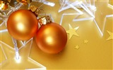 Title:Merry Christmas - Christmas tree decoration ball ornaments Wallpaper 13 Views:12031