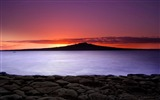 Title:New Zealand-Sunrise on Auckland North Shore with a view of Rangitoto Island Views:5646
