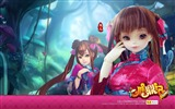 Title:Shuanger BJD doll wallpaper 01 Views:4291