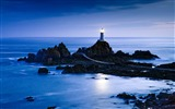 Title:UK Jersey La Corbiere lighthouse wallpaper Views:13982