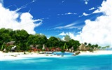 Title:Beautiful beaches-Amazing nature Views:5070