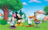 Title:Disney cartoon - Mickey - Mickey Mouse wallpaper second series Views:21788
