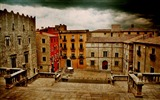 Title:Spain Girona town landscape 01 Views:15401