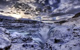Title:snow-covered waterfall Views:5944