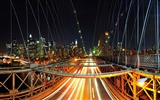 Title:Brooklyn Night Traffic-Travel in the world - photography wallpaper Views:7335