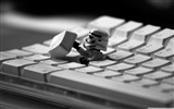 Title:Keyboard-Imperial Stormtrooper series desktop wallpaper Views:34224