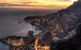Title:Monaco in Twilight-Travel in the world - photography wallpaper Views:4303
