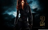 Title:black widow -Iron Man II movie HD desktop wallpaper Views:23337