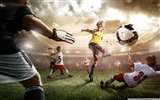Title:football play-Football series Desktop Wallpaper Views:7703