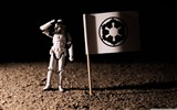 Title:greetings from the moon-Imperial Stormtrooper series desktop wallpaper Views:7728